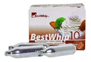 Chantilly, Kit Com 6 Caixas De N2o Bestwhip