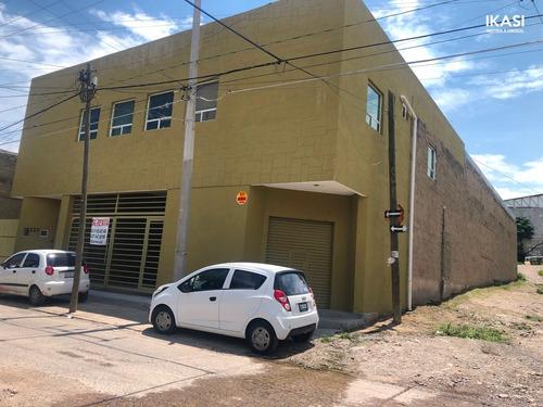 Imagen 1 de 14 de Bir-515 Bodega En Renta Buena Ubicación Colonia Lindavista