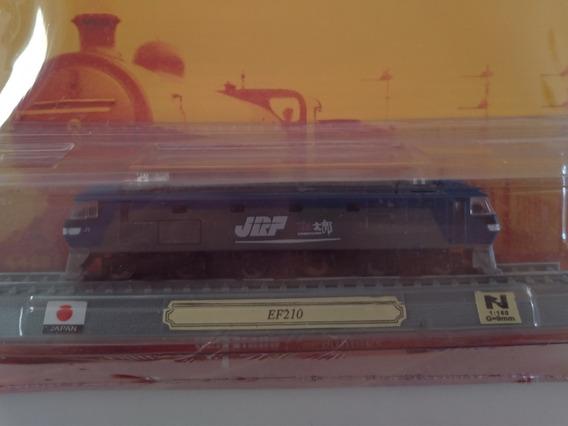 Miniatura Locomotivas Do Mundo - 48 - Lacrado
