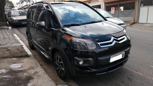 Citroën Aircross 2015 1.6 16v Exclusive Flex 5p