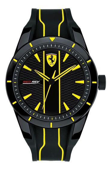 Relógio Masculino Ferrari 830482 Importado Original
