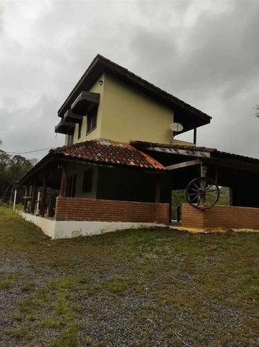 Chácaras Em Venda Em Jacupiranga, 2 Banheiros Fundo Rio