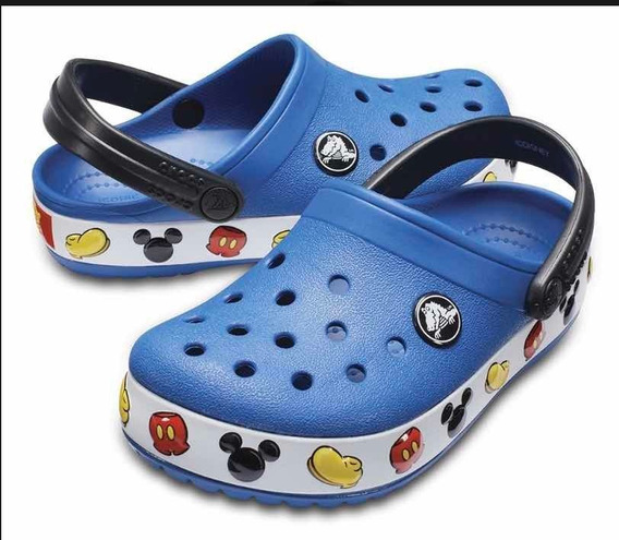 Crocs Mickey Mouse Originales