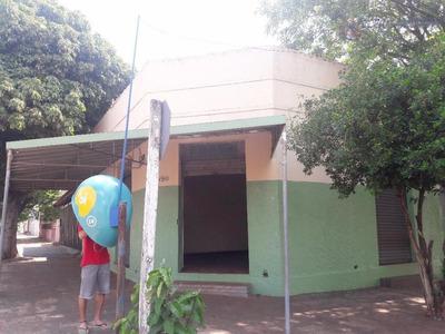 Salão Comercial À Venda, Vila Carvalho, Campo Grande. - Sl0042