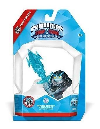 Skylanders Trap Team Trap Master- Thunderbolt