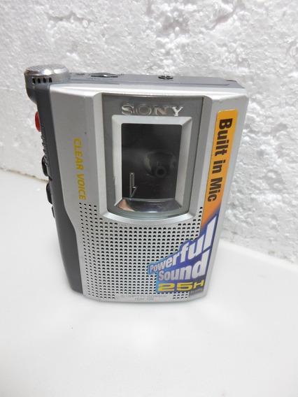 Walkman Sony Cassete Recorder Tcm-150 (ler Anuncio Total)