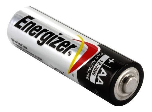 24 X Pilas Aa Energizer Alcalinas E91