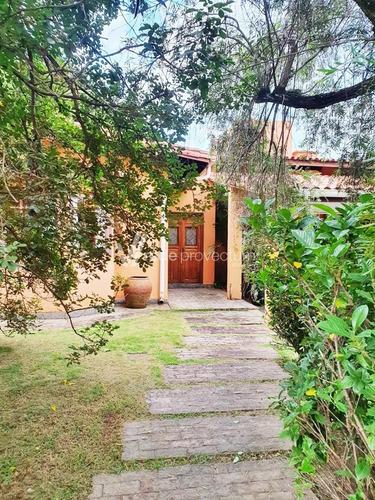 Casa À Venda Em Gramado - Ca287136