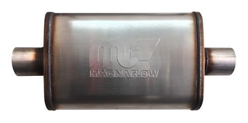 Muffler Silenciador De Alto Flujo Magnaflow Modelo 11216