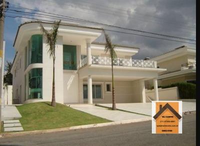 Casa Para Alugar No Bairro Tamboré Em Santana De Parnaíba - Vptb2-18-2