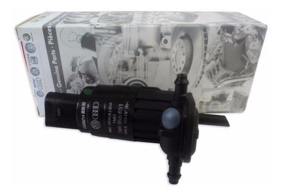 Bomba Água Limpador Parabrisa Original Vw Gol Fox 1k6955651