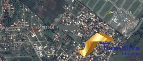 Imagem 1 de 2 de Oportunidade!terreno Com 1.000 M² Na Vila Do Peró Cabo Frio - 493