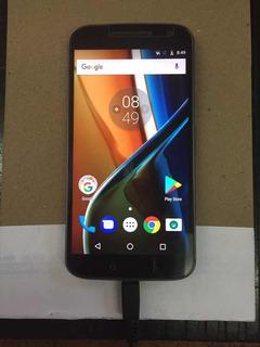 Teléfono Celular Moto G4 Para Reparar