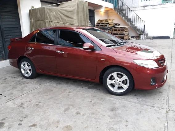 Toyota Corolla Gli Aut 2012