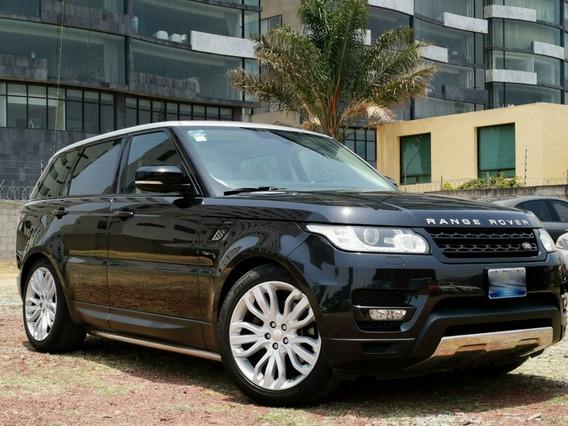 Agencia Land Rover Range Rover Sport Hse Dynamic 2014