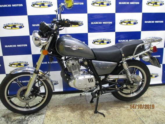 Suzuki Intruder 125 15/16