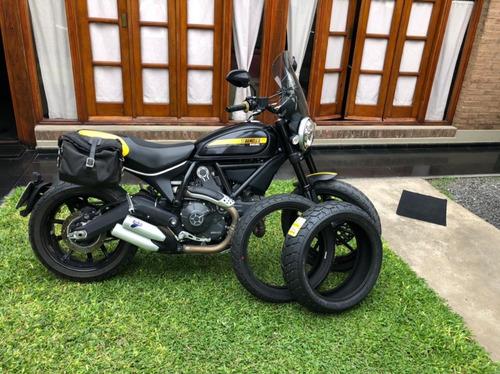Ducati Scrambler Full Throttle 800