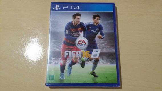 Game Fifa 16 Playstation 4 - Mídia Física E Frete Grátis