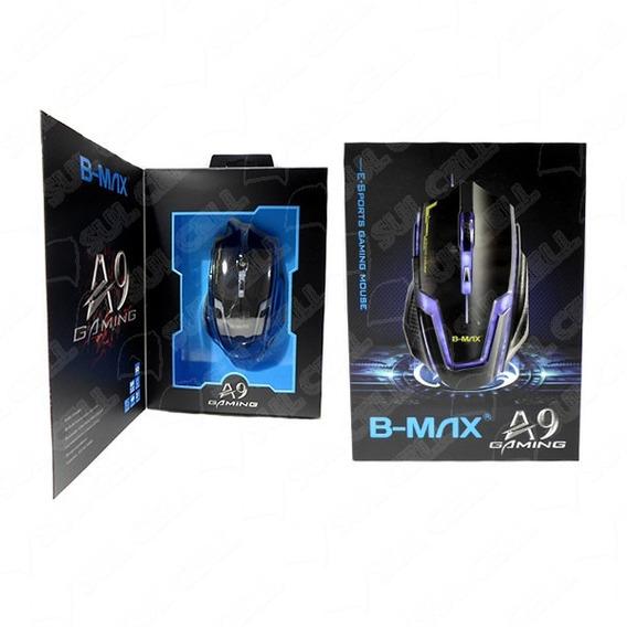 Kit 5 Mouse Gamer 3200dpi Jogos Alta Precisão Atacado Barato