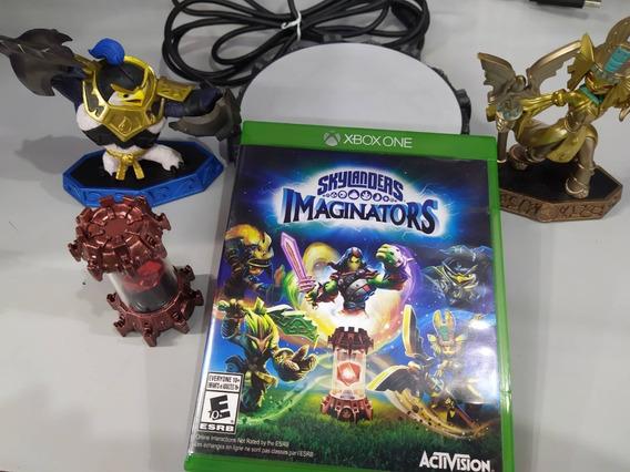 Skylanders Imaginators Xbox One - *** Leia Descrição (semi Novo)
