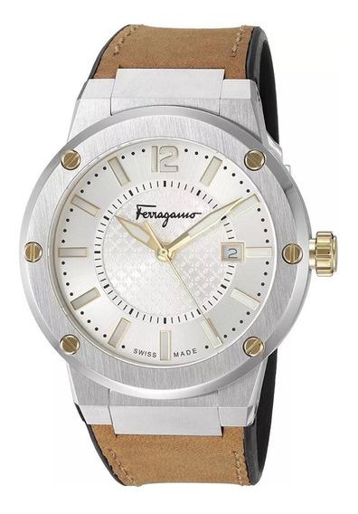 Reloj Salvatore Ferragamo 100% Nuevo Y Original Envío Gratis