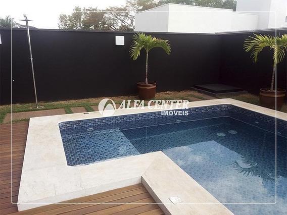 Sobrado Com 3 Dormitórios À Venda, 451 M² Por R$ 1.450.000,00 - Condomínio Do Lago - Goiânia/go - So0189