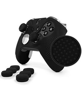 Elitepro Grip Studded Skin Set Para Xbox One Elite Contro