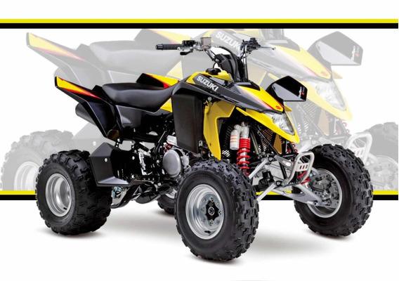 Cuatri Suzuki Ltz 400 0k Dolar Billete