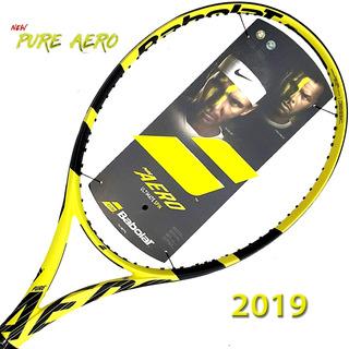 Raqueta Tenis Babolat Pure Aero Nadal 2019 Satadard Y Larga