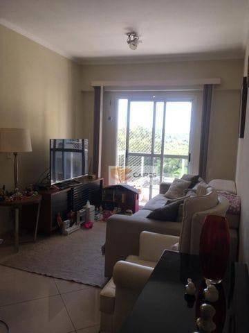 Apartamento Com 3 Dormitórios À Venda, 79 M² Por R$ 530.000,00 - Mansões Santo Antônio - Campinas/sp - Ap7463