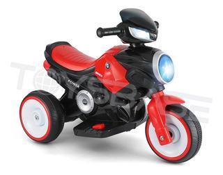 Moto A Bateria Niño Niña Hasta 4 Años