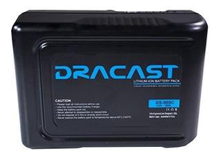 Bateria De Montaje En V De Ion De Litio Compacto Draft 90wh