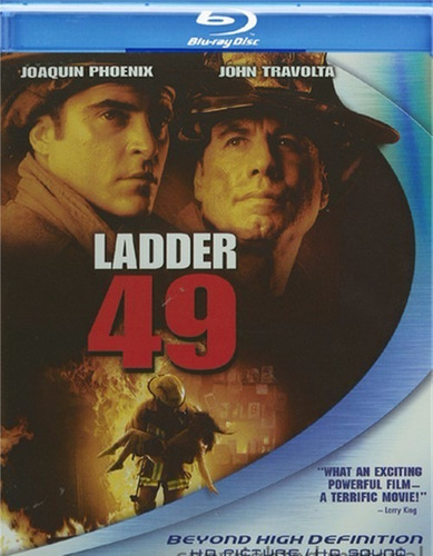 Blu-ray Ladder 49 / Brigada 49