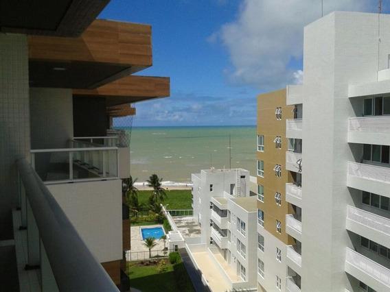 Apartamento Em Ponta De Campina, Cabedelo/pb De 108m² 3 Quartos À Venda Por R$ 900.000,00 - Ap211867