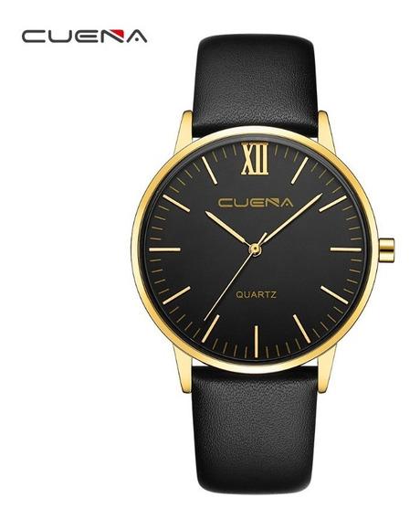 Relógio Analógico Masculino Design De Luxo