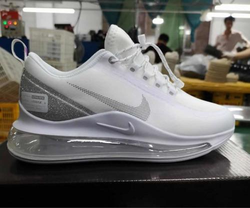 Psicologicamente Desventaja Intentar  Zapatillas Nike Air Max 720 Run Utility 100% Originales. | Mercado Libre
