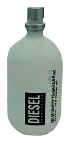 Perfume Original Diesel White Plus Homb - mL a $599