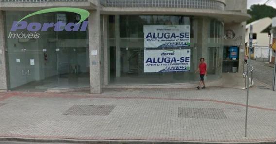 Loja Térrea, Com Aproximadamente 300 M², No Bairro Itoupava Norte. - 3571709
