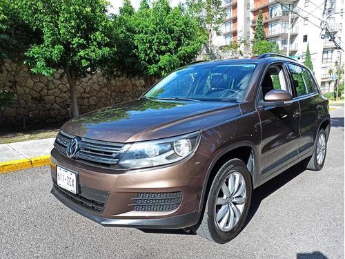 Imagen 1 de 12 de Volkswagen Tiguan 2014 1.4 Automica At