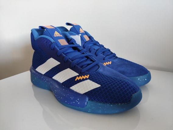 Tênis adidas Pro Next 2019 Blue Original