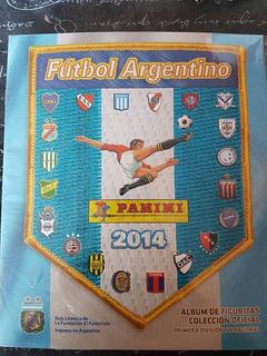 Figuritas Sueltas Futbol Argentino 2014 De Panini A Pegar