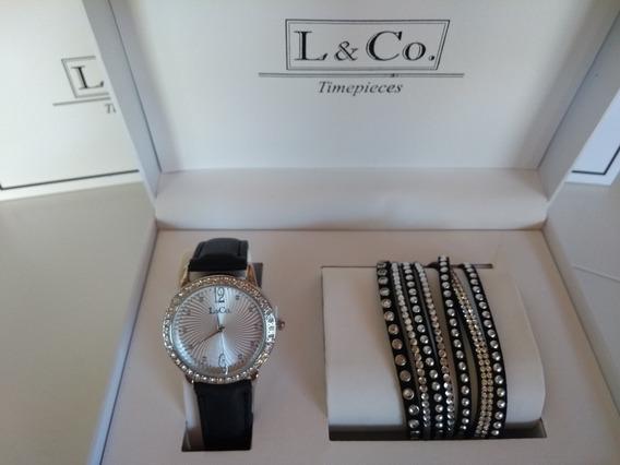 Relógio Importado Feminino L & Co.