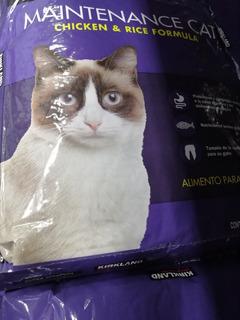 Alimento Gato Croquetas Super Premium Kirkland Envío Gratis