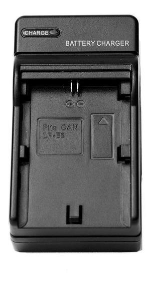249 Cargador Para Baterias Canon Lp-e6 60d 70d 5d Mark 2 3