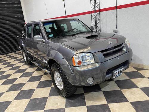 Imagen 1 de 15 de Nissan Frontier Se 4x2 2007 Bfgoodrich Impecable Permuto