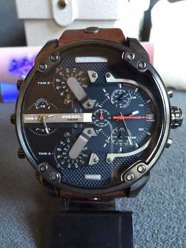 Relógio Luxo E Elegancia Masculino