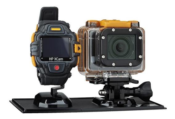 Camera Hp Ac300w 16mp Wifi Fhd Preto