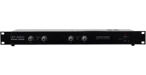 Crossover Ativo Ep220 Corte Fixo 2 Vias Estéreo - Mark Audio