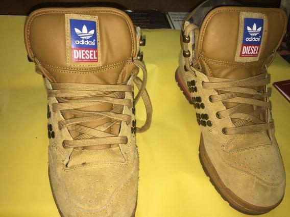 Zapatillas adidas Diesel. Edicion Limitada. Num 40. Us 7