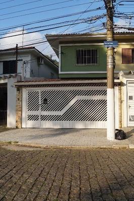 Sobrado Em Jardim Petrópolis, São Paulo/sp De 178m² 3 Quartos À Venda Por R$ 1.050.000,00 - So228168